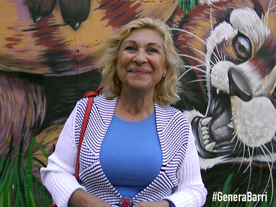 BEGOÑA. Microentrevista en la Calle Carteros