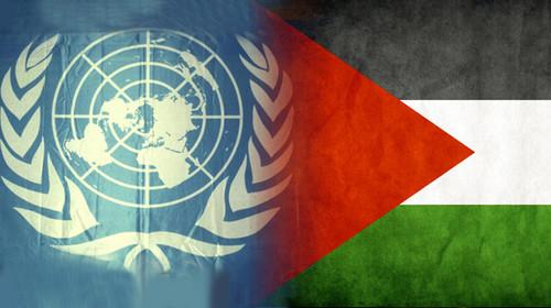 Israel y EE.UU. impiden la entrada de Palestina a la ONU