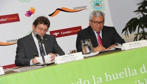 Turistas en Perú podrán compensar huella de carbono en áreas naturales protegidas de nuestra Amazonía