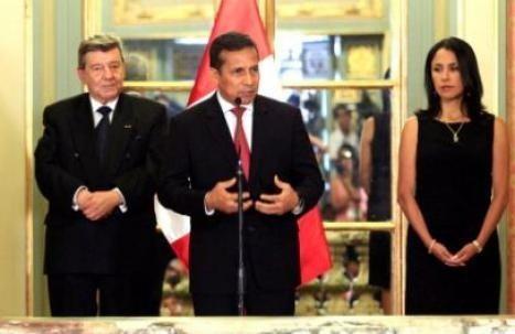 Ollanta Humala sobre Conga: 'Heredé una criatura de 6 meses de vida'