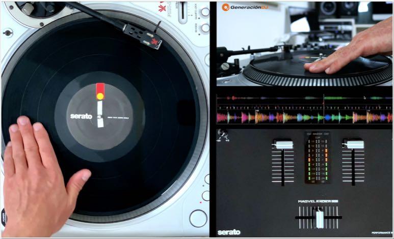Masterclass (Parte 1ª) – El Arte DJ del Scratch desde Cero