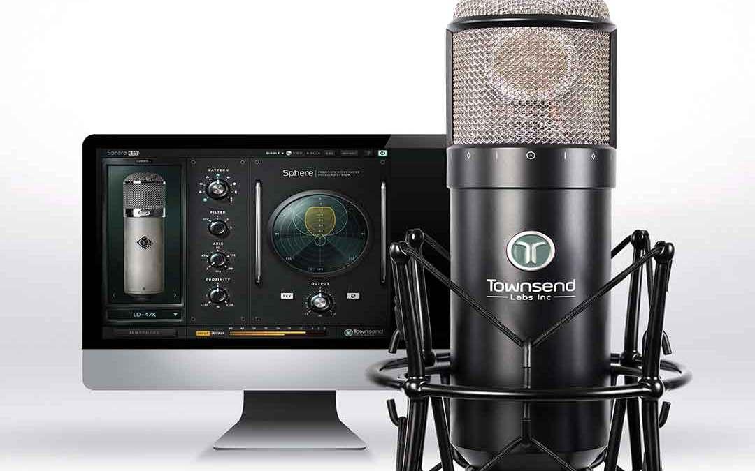 Townsend Labs Sphere L22; El Acceso a los Auténticos Sonidos de los Mejores Micrófonos en la Historia de la Grabación