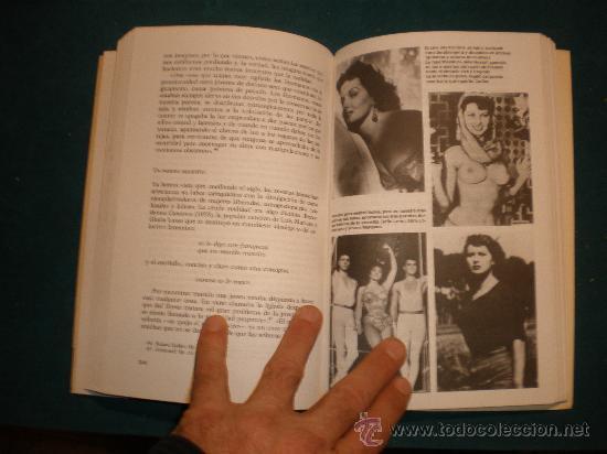 El sexo de páginas