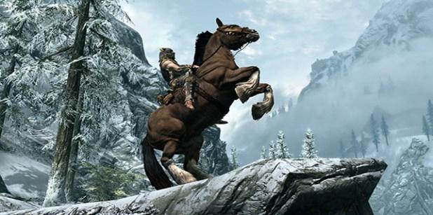 La campaña de Skyrim dura unas 20 horas, pero tienes cientos de horas adicionales de misiones