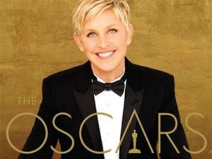 Ellen Degeneres PRESENTADORA DE LOS Oscar