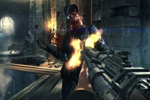 wolfenstein-gameplay