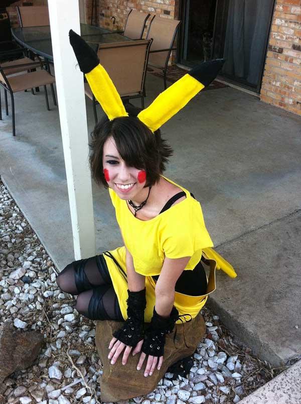 Cosplay-Pikachu-2