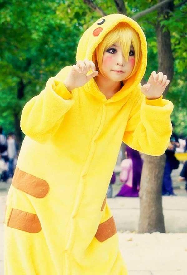 Cosplay-Pikachu-20
