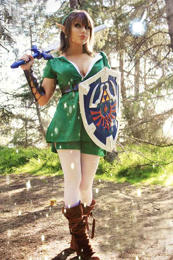 Cosplay-Link-girl-13