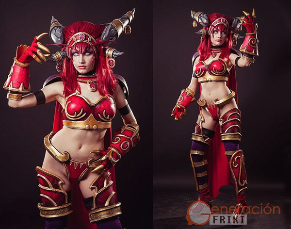 Cosplay-Alexstrasza-Wow-43