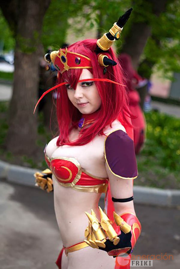Cosplay-Alexstrasza-Wow-50