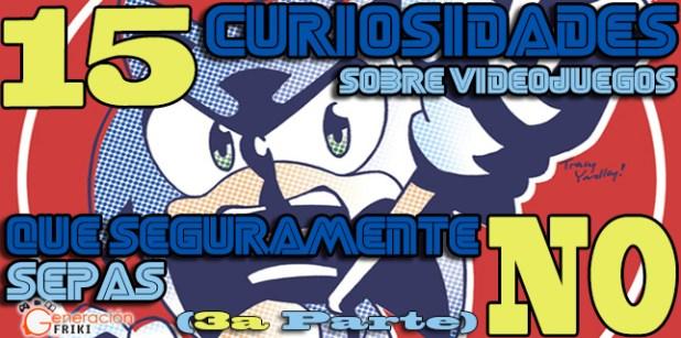 curiosidades videojuegos 3y2