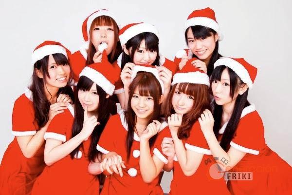 3 Cosplay-Navideño-Idol-japonesas