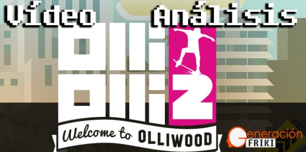 OlliOlli 2 video analisis