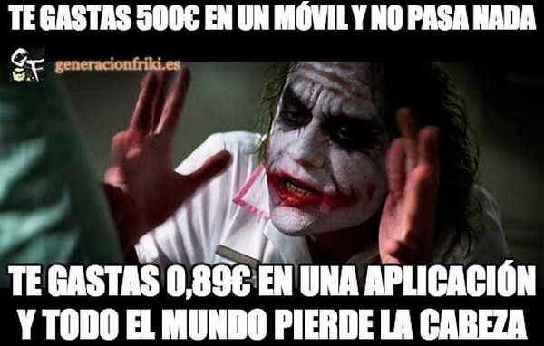 272) 31-03-14 Joker-meme-Te-gastas-en-un-movil-Humor