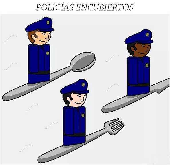 714) 03-11-14 policias-encubiertos-Humor
