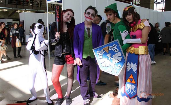 65-Japan-Weekend-2015-DC-Comic-y-Zelda
