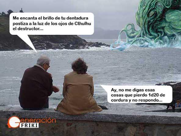 739) 12-11-14 romanticismo-friki-Humor