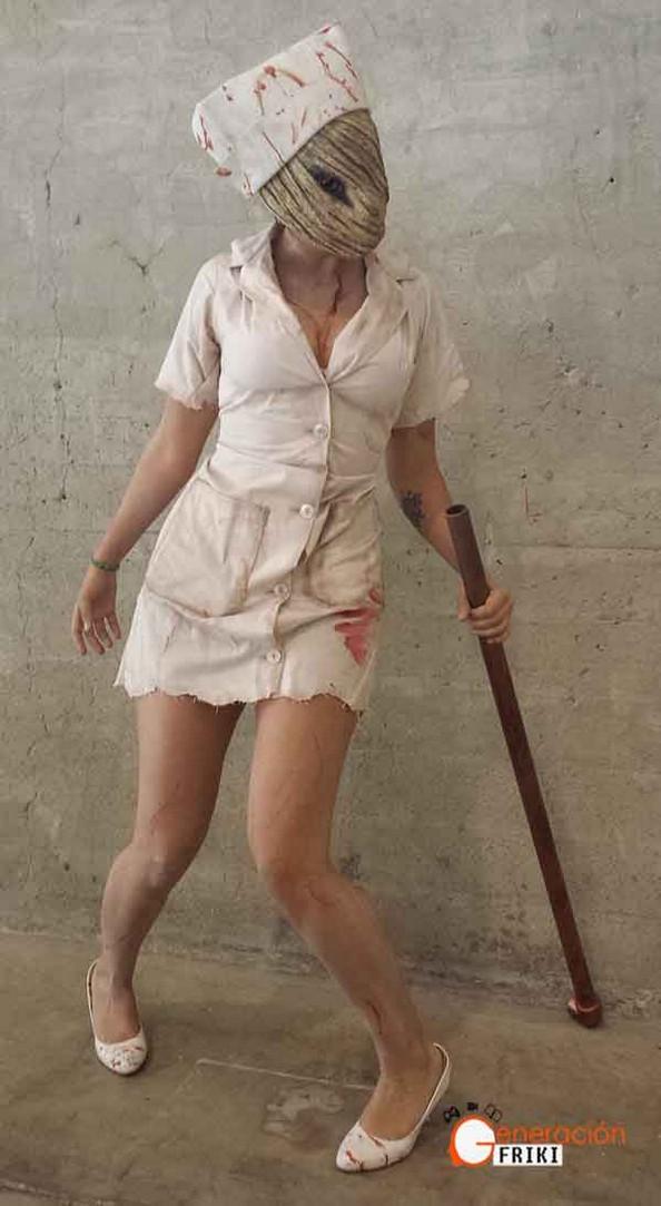 Enfermera-Silent-Hill-19-5-Expomanga-2015
