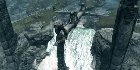 Skyrim-Cumbre-del-salto-de-los-bardos