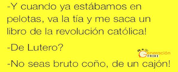 877) 05-03-15 libro-revolucion-catolica-Humor