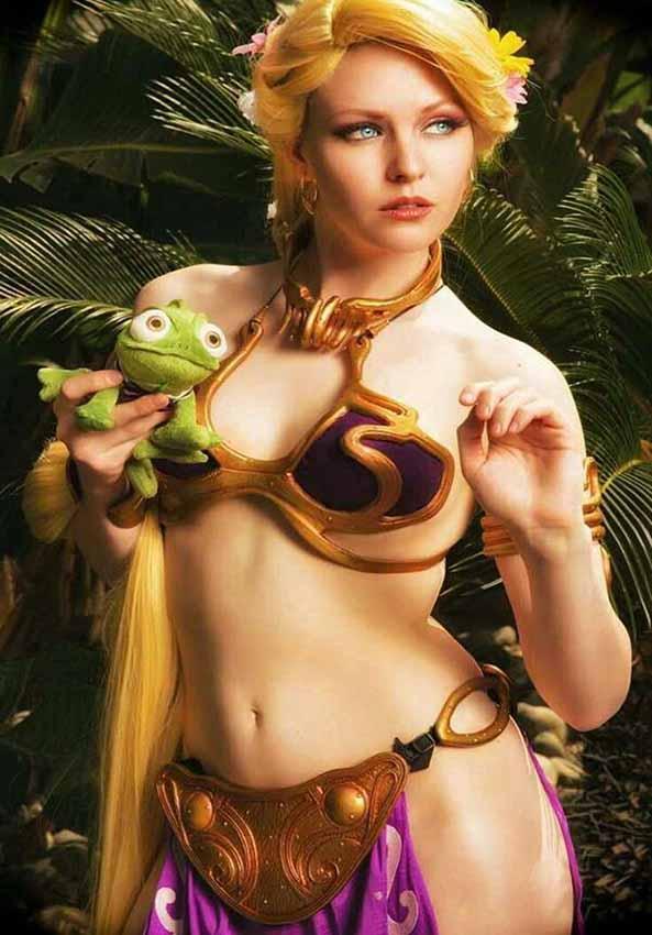 13-Rapunzel-Enredados-Mashup-Leia-Star-Wars