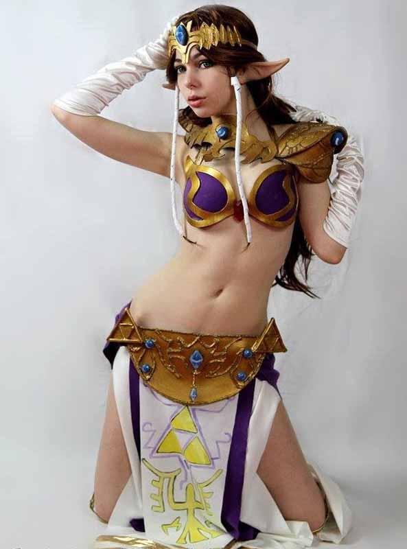 4-Zelda-mashup-Leia-Star-Wars-
