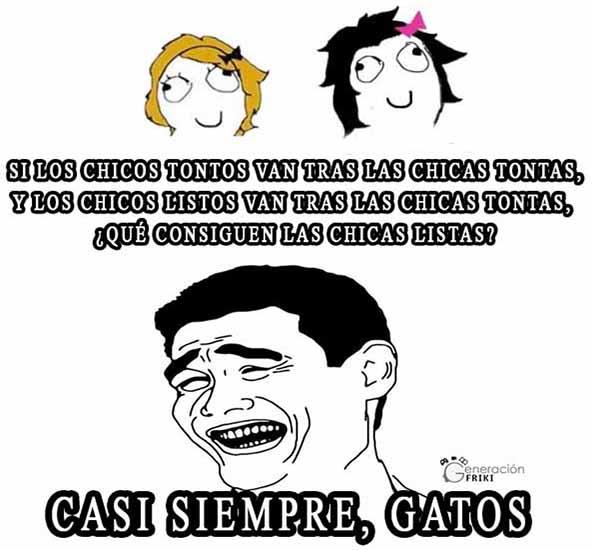 981) 03-06-15 Tontas-listas-gatos-Humor