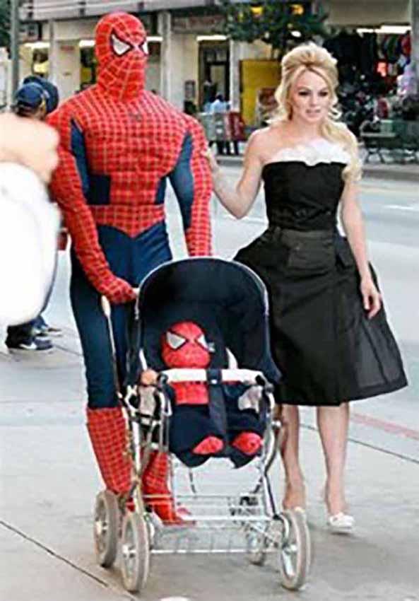 38-Familia-Spiderman