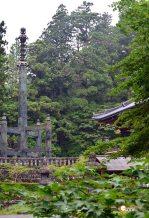 Anexo trasero del templo Rinnoji