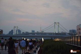 Generacion-Friki-En-Japon-Isla-Odaiba-puente-Rainbow-1
