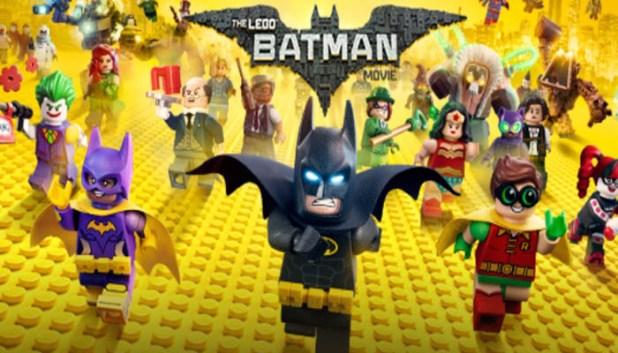 Lego Batman, la película