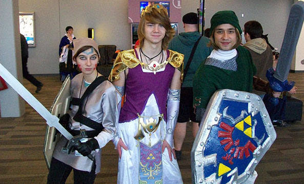 29-Cosplay-Link-Zelda-pareja