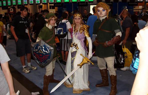 5-Cosplay-Link-Zelda-pareja