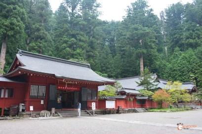 Templo Futarasan