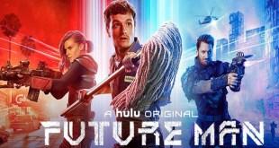 FUTURE MAN: ¿…y si dejásemos el futuro en manos de un friki?