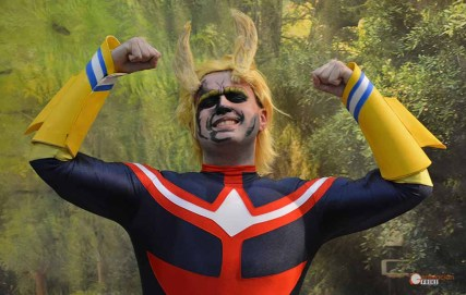 105-Japan-Weekend-Febrero-2018-All-Might-(Boku-No-Hero-Academia)