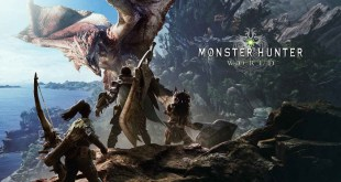 MONSTER HUNTER: WORLD: el dinosaurio grande se come al pequeño