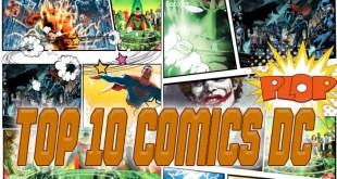 TOP 10 CÓMICS PARA EMPEZAR A LEER DC