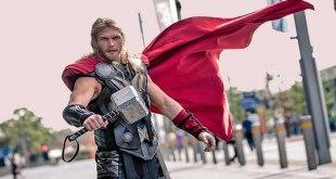 EL COSPLAY DE LA SEMANA: disfraz de Thor, de Marvel