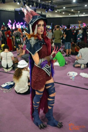 20-A-Japan-Weekend-2018-Xayah-(LOL)
