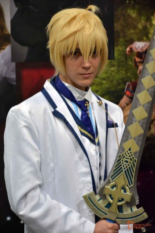33-B-Japan-Weekend-2018-Arthur-Pendragon-(FGO)