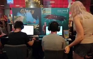 …en la Gamelab 2019