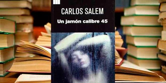 UN JAMÓN CALIBRE 45: cuidado con las pelirrojas.