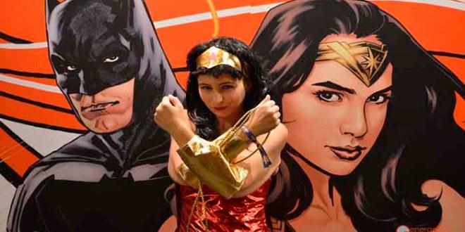 EL COSPLAY DE LA SEMANA: disfraz de Wonder Woman, de DC