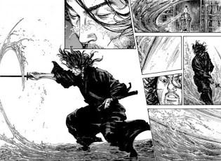 Musashi intenta entender los elementos.