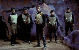Los famosos klingons.