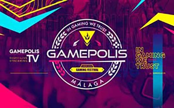 Road to Gamepolis (Málaga) @ FYCMA - Palacio de Ferias y Congresos de Málaga