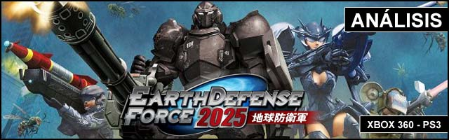 Cab Analisis 2014 Earth Defense Force