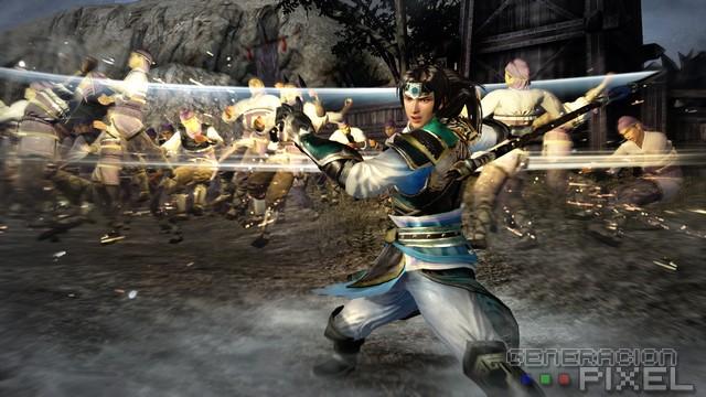 Dynasty Warriors XL analisis img01